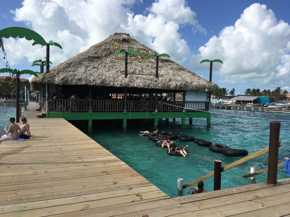 Palapa Bar & Grill (and swimmin' hole!)